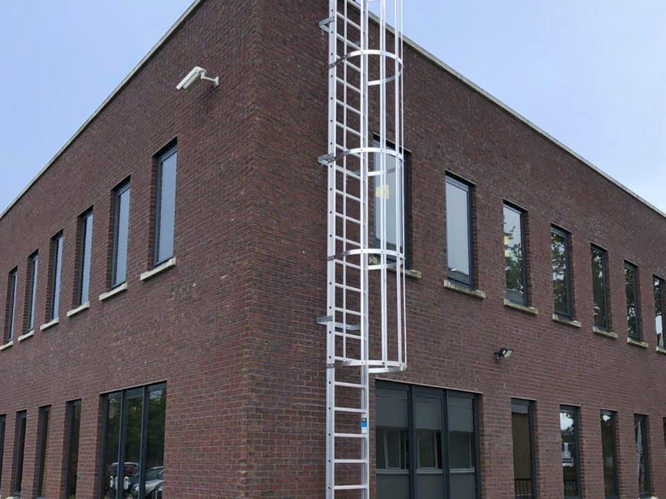 Bedrijfsgebouw Barnaveld